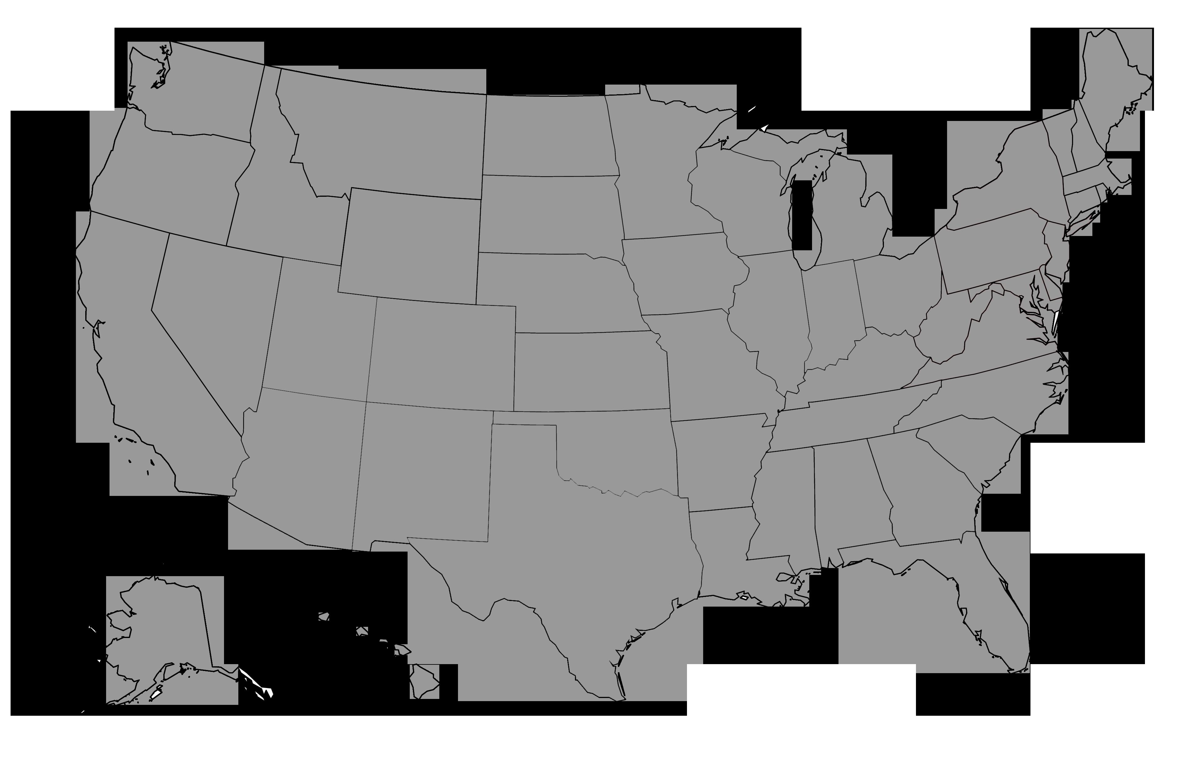 Find A Class By Region ShivWorks - Us western region map